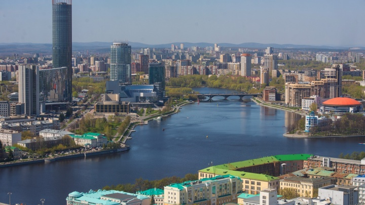 Сохранить парки и пустить высокоэффективное метро: листаем проект развития Екатеринбурга до 2030 года