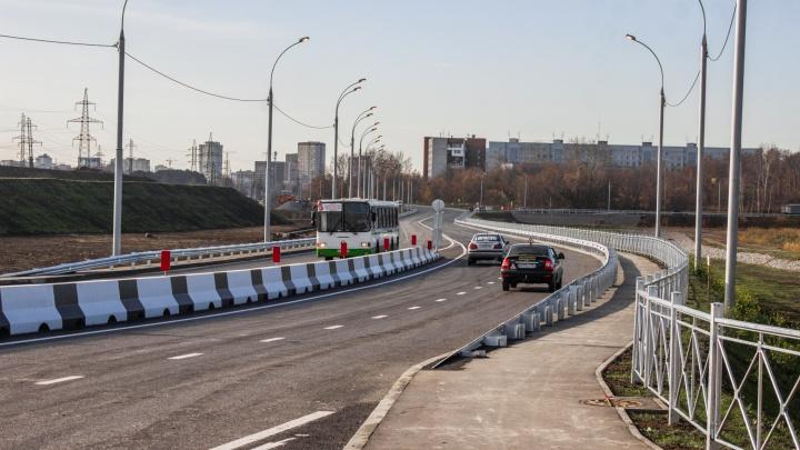 Дорожники почти на сутки перекроют улицу-дублёр Богдашки