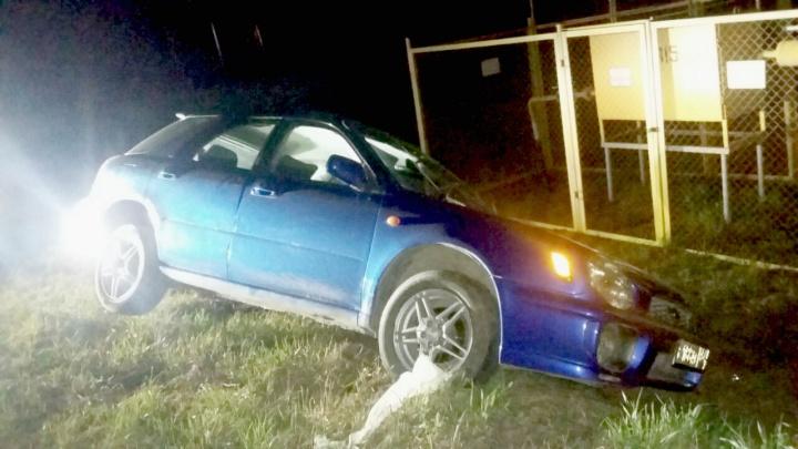 Toyota Surf перевернулся 5 раз после удара машины, выехавшей на встречную полосу