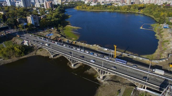 Между нами тает мост: хроника глобальной реконструкции Макаровского моста