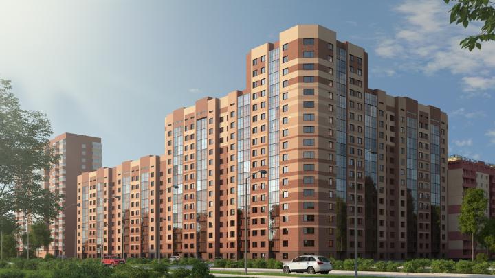 Теперь реально купить большую квартиру всего от 8 329 рублей в месяц