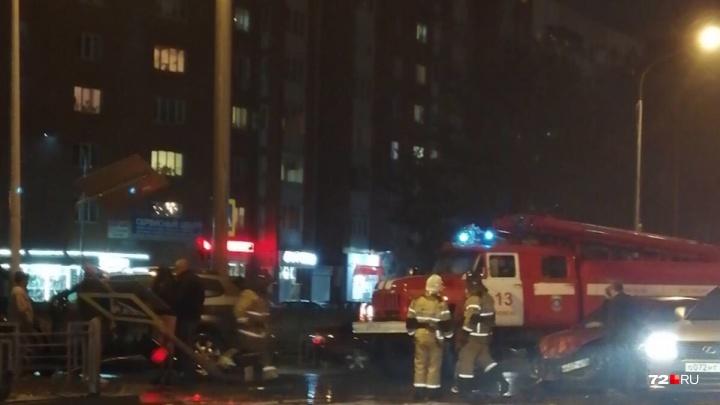 В ДТП на Московском тракте пострадали две тюменки и 3-летняя девочка