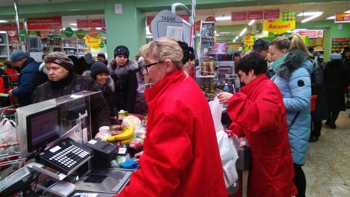 Сеть «Пятерочка» открыла в Красноярске 2 магазина и готовится запустить 20 точек