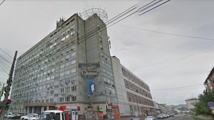 При сносе комбайнового завода в стене соседнего офиса образовалась дыра. Эксперты вынесли вердикт