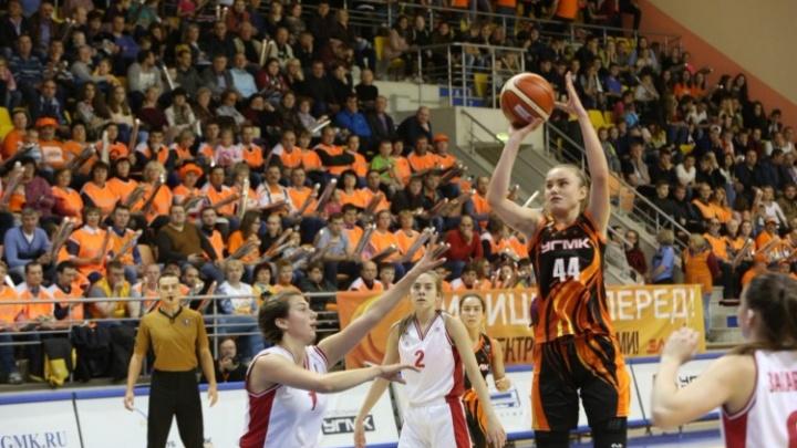 Начали сезон с победы: баскетболистки УГМК вышли в четвертьфинал Кубка России