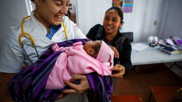 Уфимский врач-инфекционист Виктория Валикова: в гватемальской церкви мы учили людей предохраняться