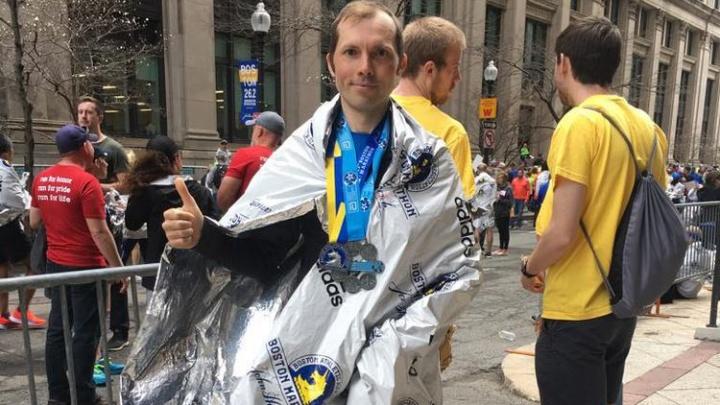 Екатеринбуржец финишировал в шести главных марафонах мира. Так смогли только 20 россиян