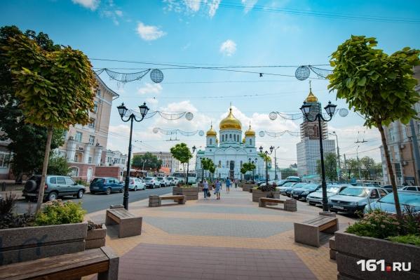 Ростов в течение многих лет является столицей юга России