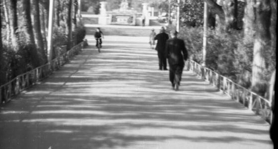Екатеринбург чёрно-белый: смотрим фотографии парка Маяковского полувековой давности