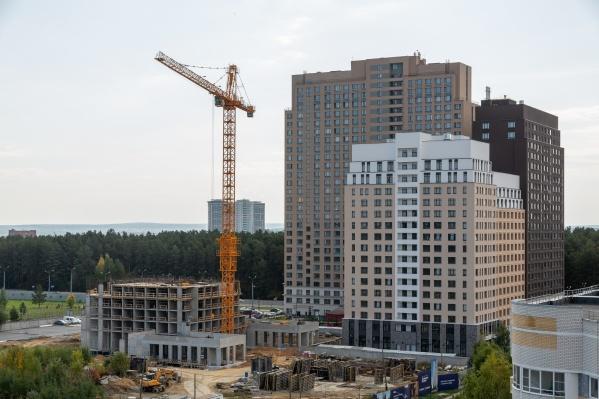 Новый квартал станет достопримечательностью микрорайона
