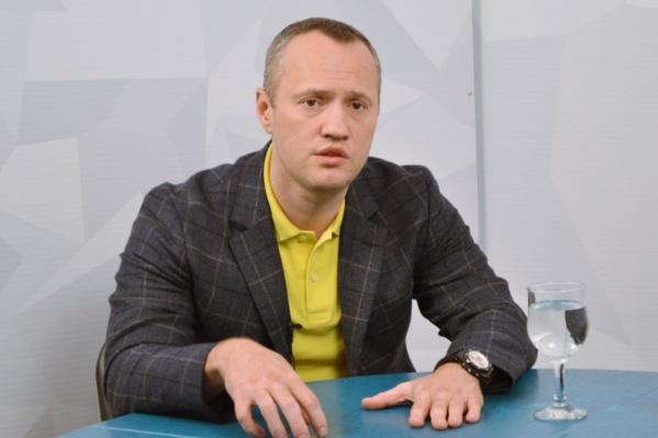 Илья Шулькин