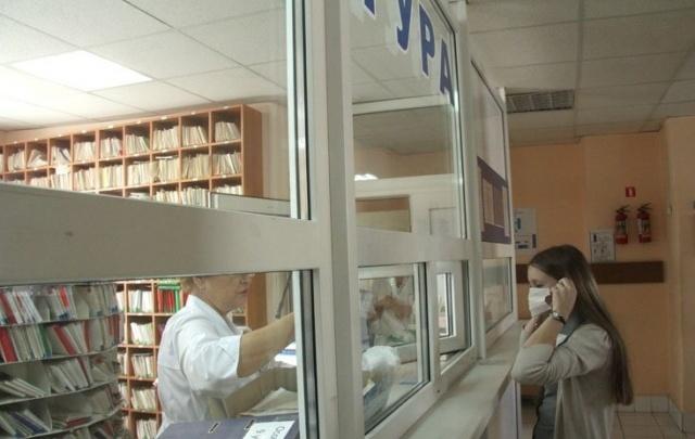 Курганская поликлиника в Заозерном приросла еще двумя этажами