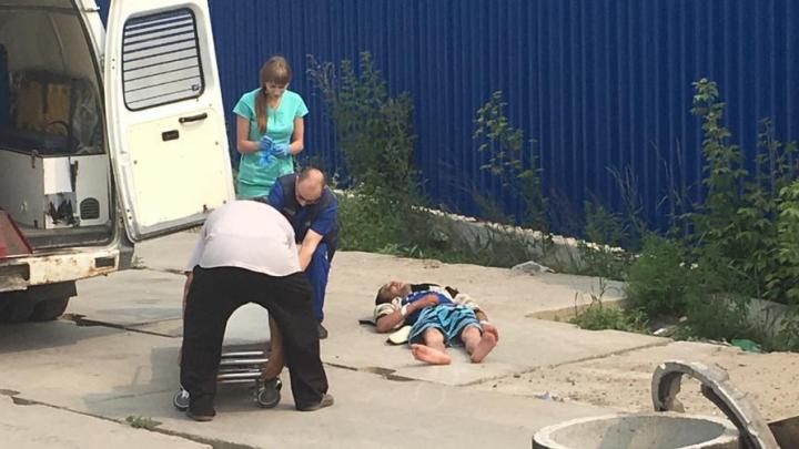 Водитель автобуса довёз до конечной остановки пассажира без сознания и вызвал скорую
