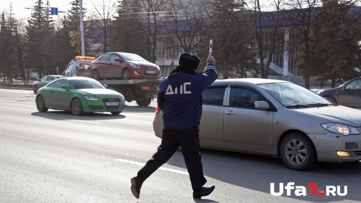 Глава Госавтоинспекции Башкирии предупредил о массовых проверках водителей в праздники