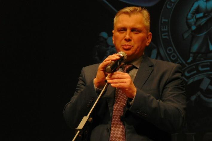Глава территориальной администрации Заволжского района Ярославля Андрей Мамонтов