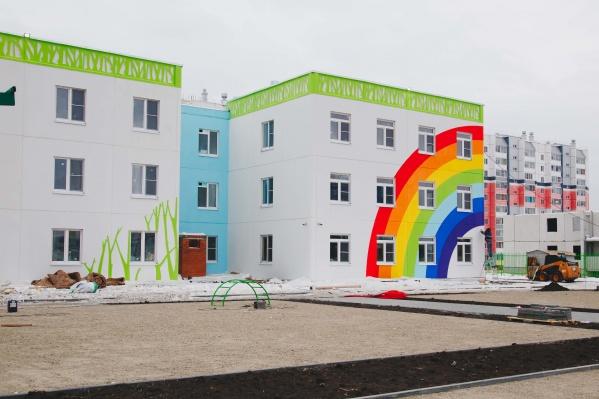 Уже в ближайшее время дошкольники из Чурилово будут ходить в новый детский сад