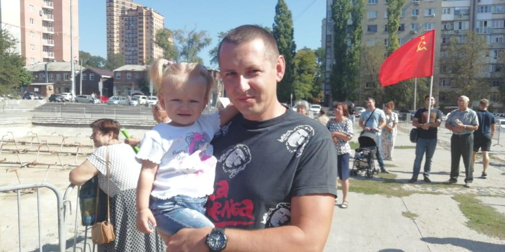 Это не ваши деньги! : в Ростове прошел митинг против пенсионной реформы, рассказываем подробности