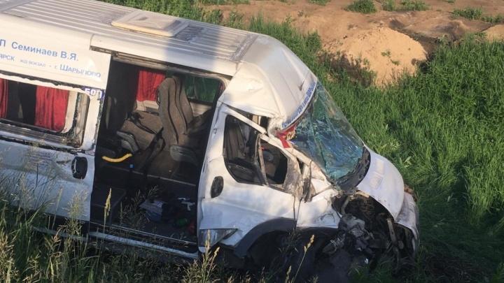 После страшной аварии по пути в Шарыпово перевозчика обвинили в отсутствии отдыха у водителей