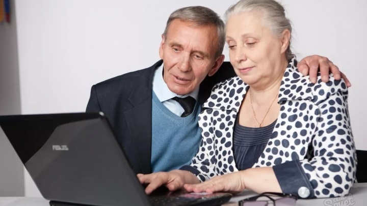 Пенсионеры Красноярска приняли активное участие в конкурсе «Ростелекома» «Спасибо интернету»