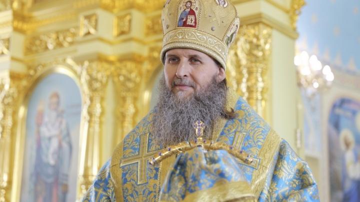 В Курганской области назначили нового митрополита