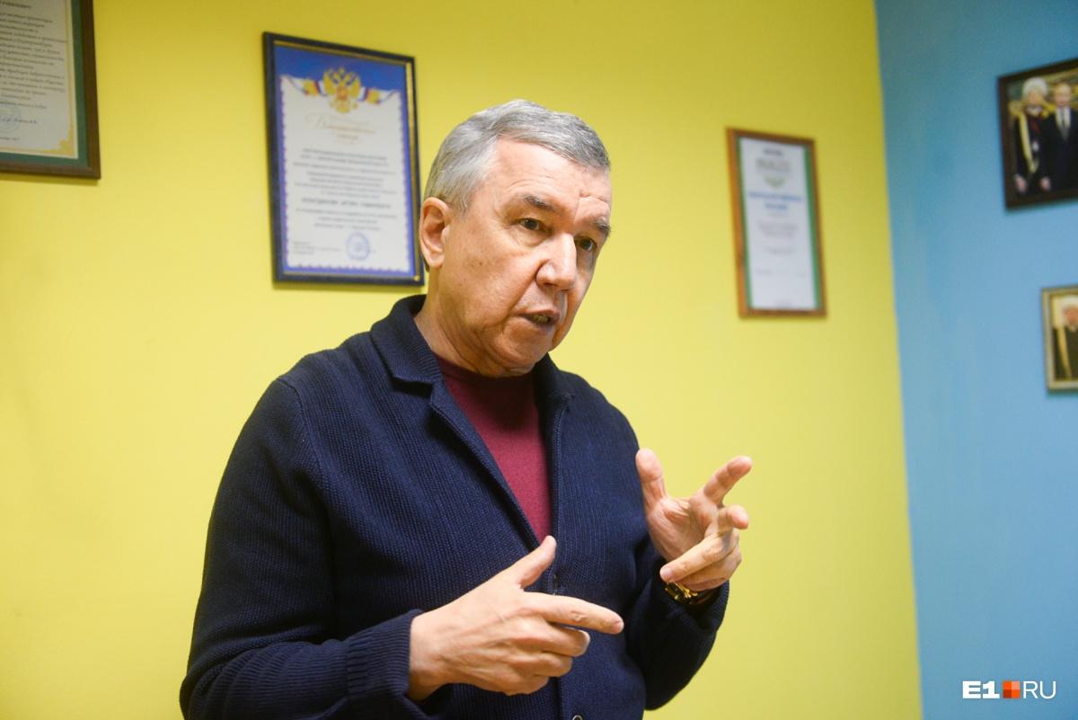 Наиль Шаймарданов говорит, что поддерживал губернатора Евгения Куйвашева, но считает, что работу помежнациональным отношениям местные власти провалили