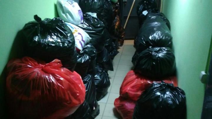 «Приносят рваное нижнее бельё и просроченные лекарства»: волонтёры возмутились неуважению к погорельцам