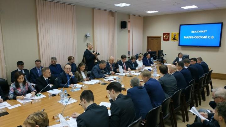Фонтана в Зарусье не будет: что еще решили депутаты Архангельска, принимая бюджет города на 2020 год