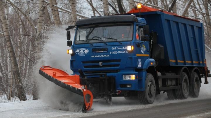 «Отработали как надо»: Тефтелев похвалил дорожников за уборку снега в Челябинске
