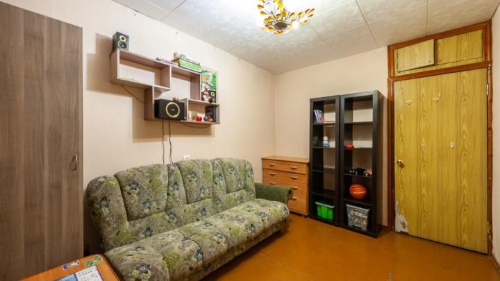 Хочется много, а денег мало: топ-3 больших квартир Екатеринбурга с самыми дешевыми «квадратами»