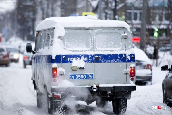 Полицейские возбудили уголовное дело в отношении жителя Ярославской области