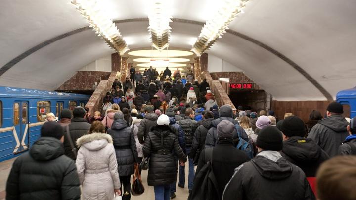 Пропавшего в середине декабря новосибирца нашли в метро