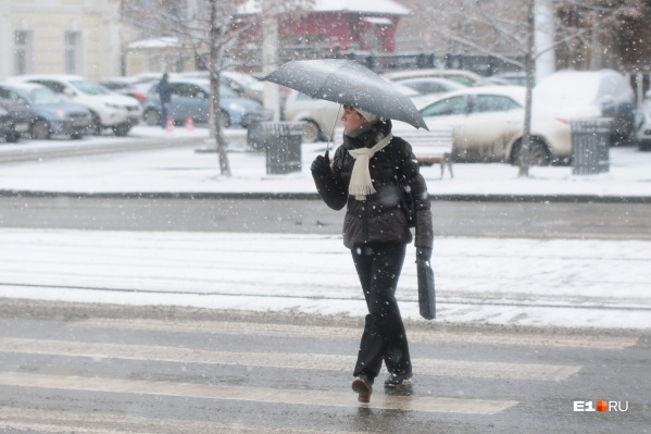 Похвастаться рекордом в этом году Екатеринбургу пока не удалось: количество выпавших осадков не превышает норму