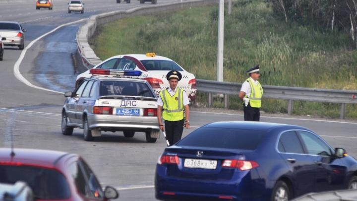 В Первоуральске ищут водителя, который ночью насмерть сбил пешехода