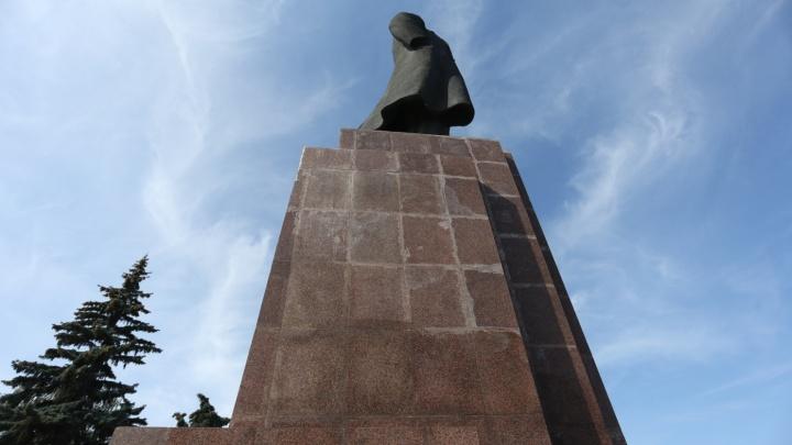 Ильич бы не понял: ущерб при ремонте памятника Ленину в Челябинске оценили в 15 миллионов