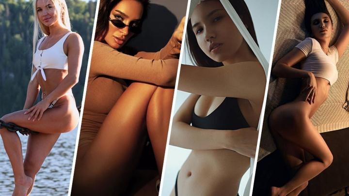 Лучшие девушки недели из Instagram Уфы: холодный сентябрь с горячими красотками