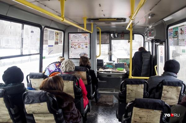 Автобусы №107, 112 и 116 стали дублировать и пригородные маршруты, и городские