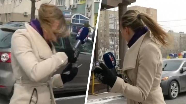 Зима возвращается? Тюменцы рассказали, как отреагировали на снег и резкое похолодание