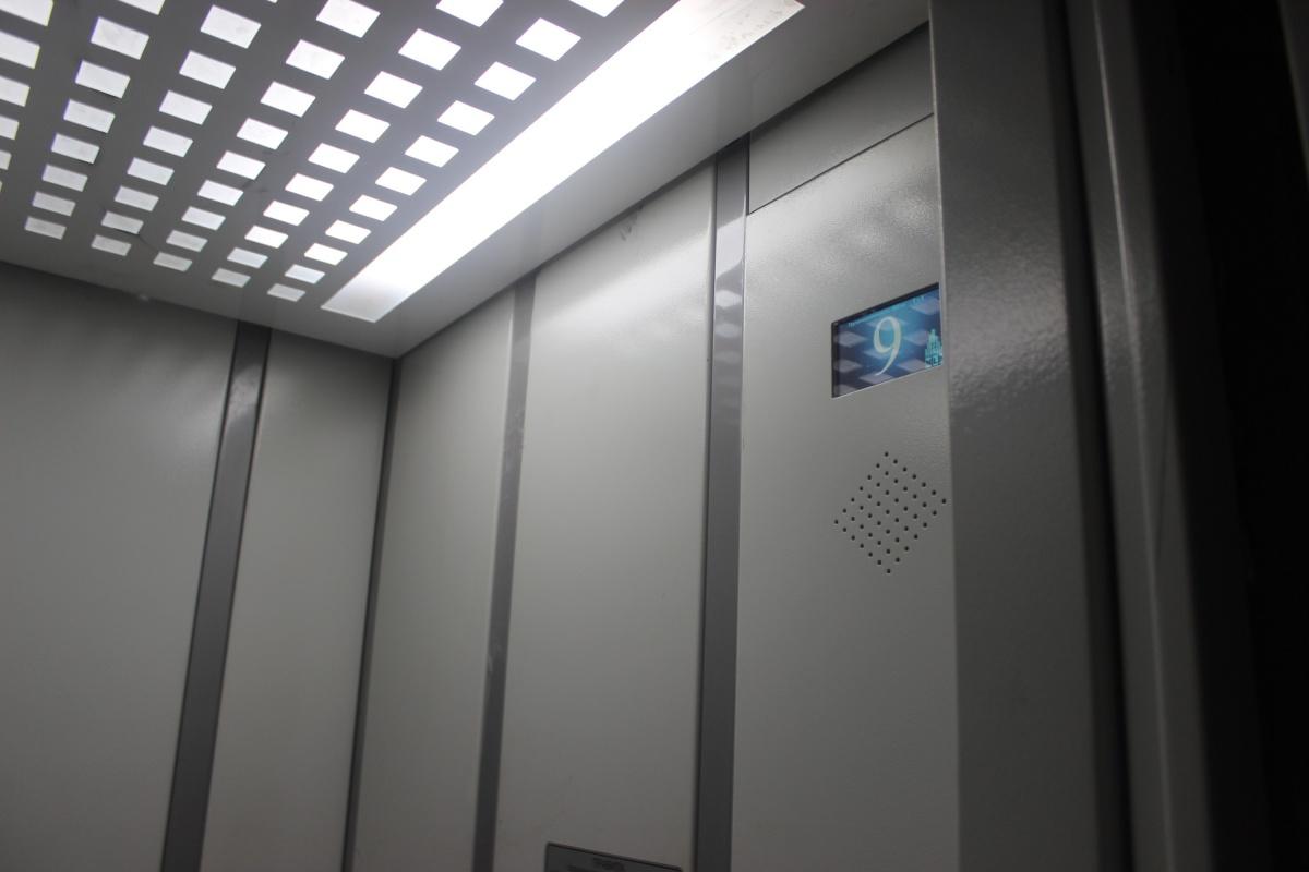 Запущено лифтовое оборудование, расположенное по адресу: г. Орел ул. Розы Люксембург д.52