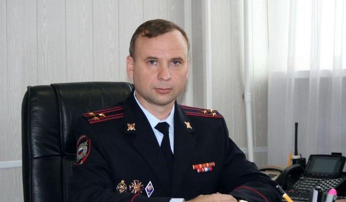 Новым начальником краевой полиции стал бывший коллега Речицкого из Адыгеи