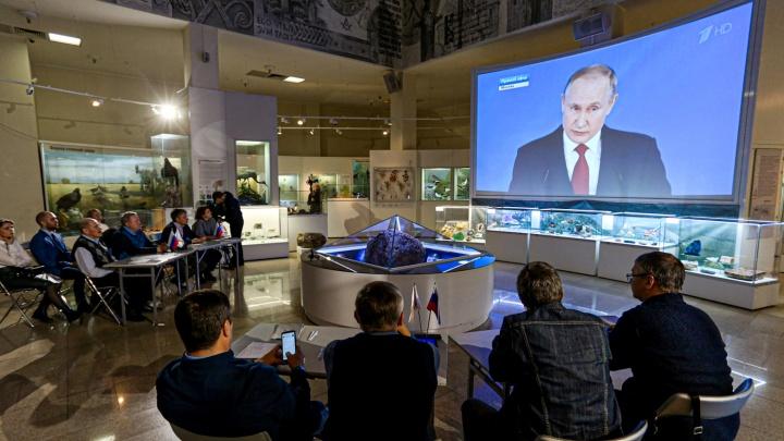 Поправки Путина в Конституцию поддержали 80% россиян: вот самые популярные