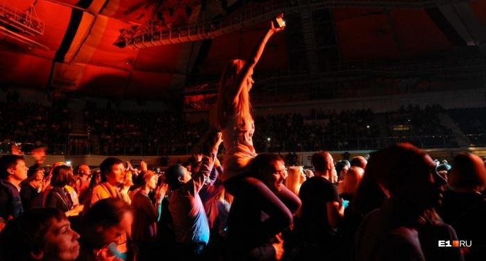 Главное событие этих выходных — ежегодный фестиваль «Старый новый рок»