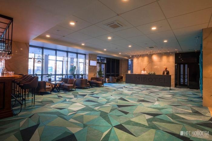 Гостиница Mirotel Novosibirsk претендует на звание «Открытие года»