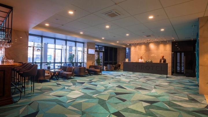 Три новосибирских отелявошли в число лучших гостиниц страны