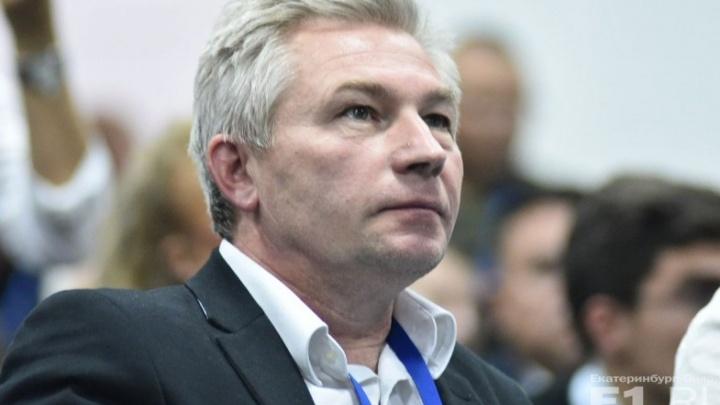 Начальник Главархитектуры Екатеринбурга Андрей Молоков покинет свой пост
