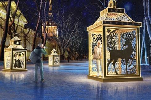 Арт-объекты будут привлекать горожан на прогулки и фотосессии