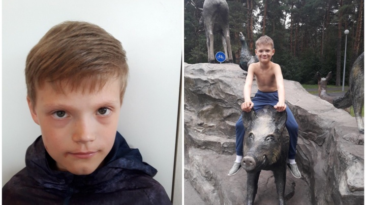 Мог уехать на автобусе: в Тюмени ищут 11-летнего мальчика с аутизмом
