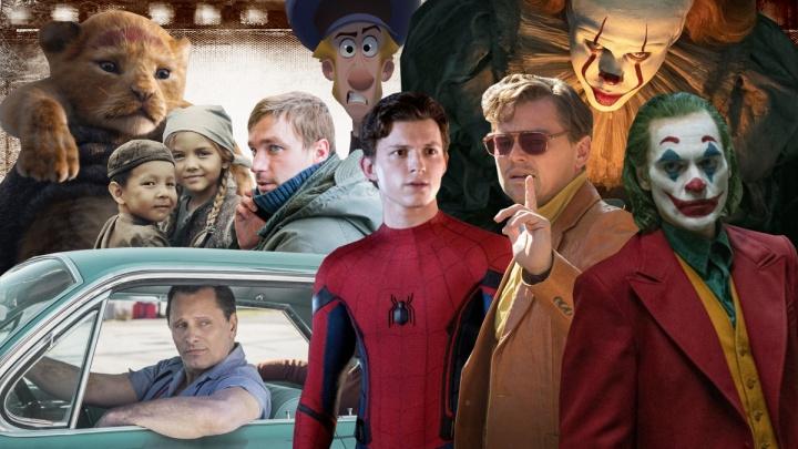 Для тех, кто всё пропустил: 10 главных фильмов 2019 года, которые успеете пересмотреть за каникулы