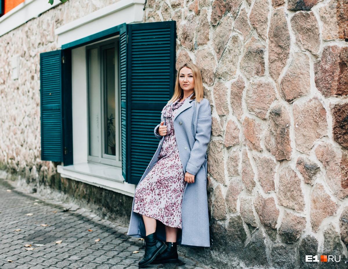 Стёганые пальто снова в моде