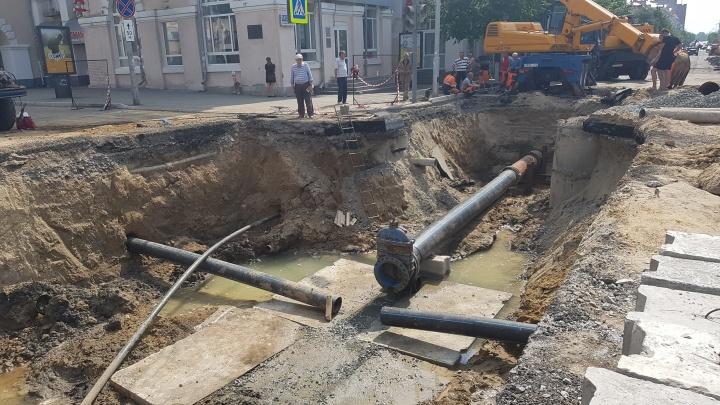 Где в Кургане нужен ремонт сетей — предложения «Водного союза»