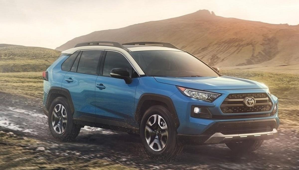 Объявлены сроки выхода новой Toyota RAV4